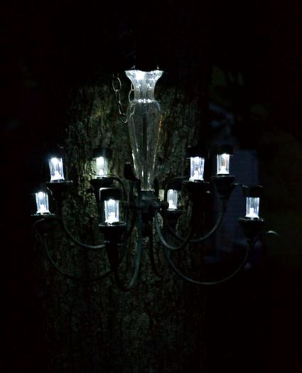 Vicki Burt-Jones's spectaculer solar chandy