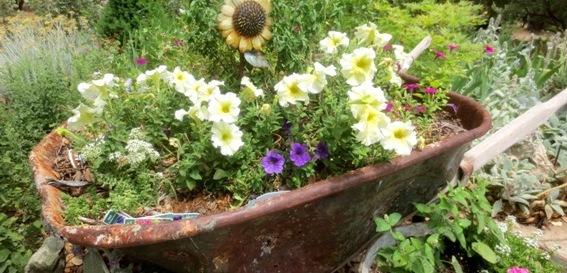 Wheeling your garden
