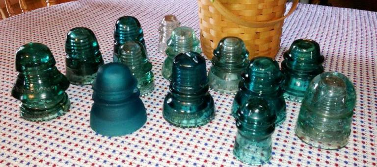 Rhea Dawn's insulators