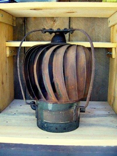 George Brooks's tremendous collectible turbine