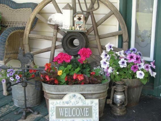 Catharine Robertson-Lepage's wagonwheel
