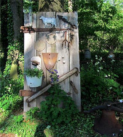 George Weaver treasure gate