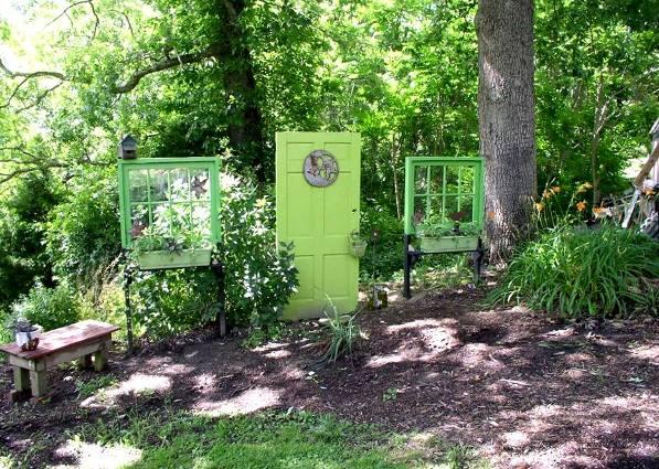 Henry Whitehurst's woodsy retreat