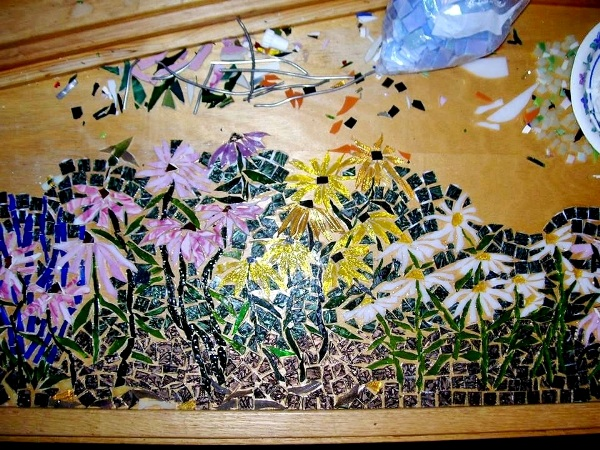 Susan's unique and reflective jigsaw