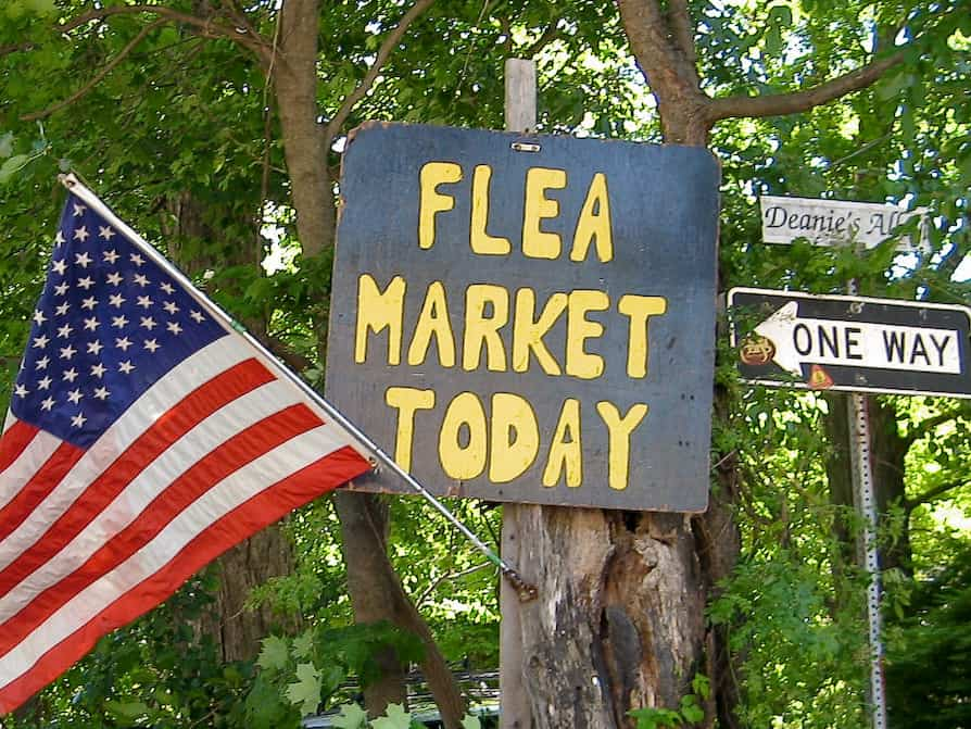 Woodstock Flea Market by k♥money