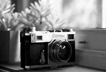 Contax II (c) All rights reserved by TomasHaande