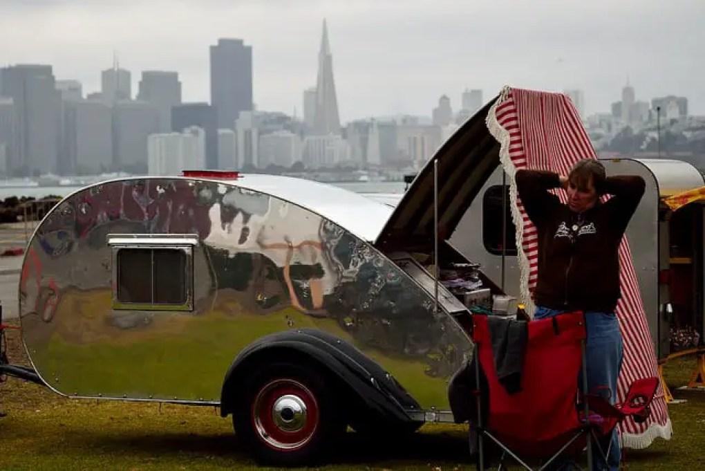 Treasure Island San Francisco Antique Fair