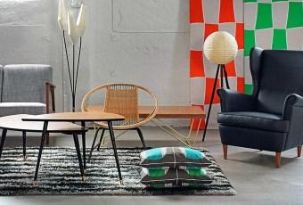 Ikea Original Mid-century Furniture reedition - vintage design