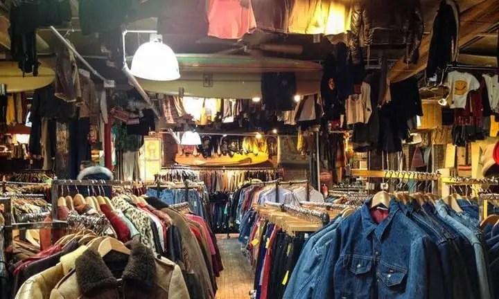 top 10 vintage clothing shops in new york flea market