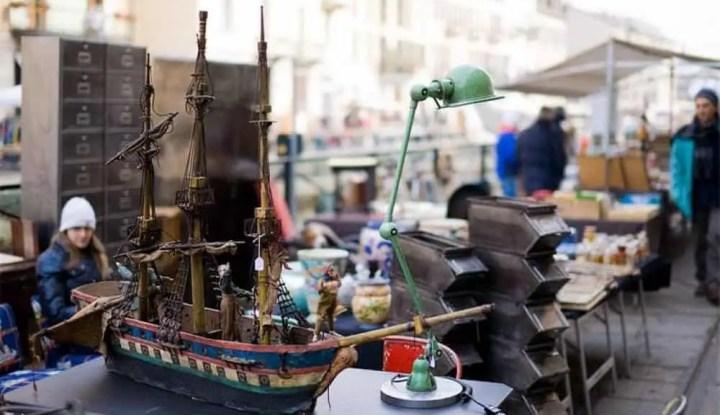 Mercatone dell'Antiquariato del Naviglio Grande-003