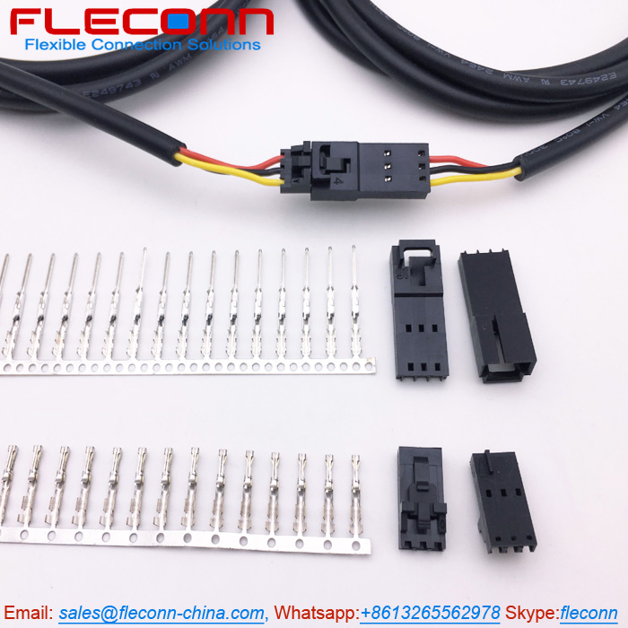 3 Wire Molex Harness Wiring Diagram
