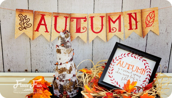 Fall And Thanksgiving Wallpaper Fall Banner Free Printable