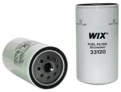 Wix 33120  Napa 3120 Fuel Filter FleetFilter - Wix Filters