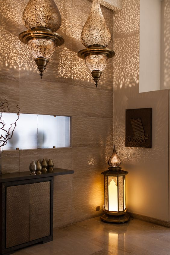 ... Elegantwohnzimmerclub Des Salles De Bain Au Style Oriental   Floriane  Lemarié ...