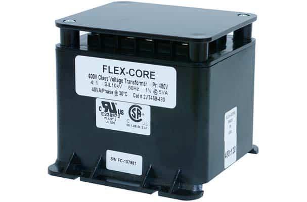 Three Phase 3-Wire Potential Transformer - Flex-Core®