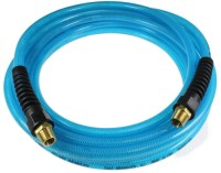 "FLEXEEL AIR HOSE with reusable fitting- 1/4"" ID x 100' - 1 ..."