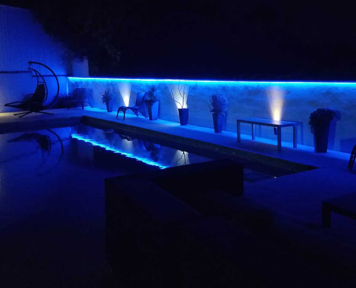 Residential Led Strip Lighting Projects From Flexfire Leds