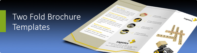 Brochures Two Fold Templates - Download Brochures Two Fold available - two fold brochure
