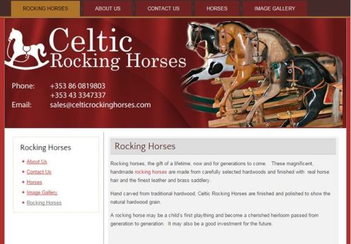 Celtic Rocking Horses