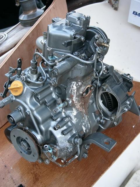 Flicka Engines