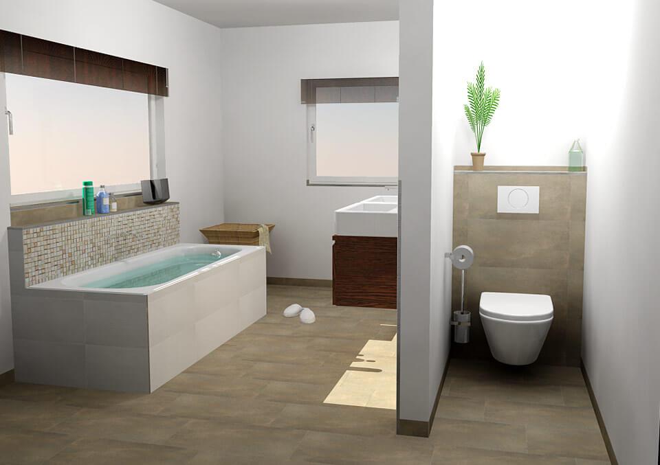 Badezimmer Planen 3d Planen Sie Mit Uns Ihr Dbad With Badezimmer - badezimmer planen 3d
