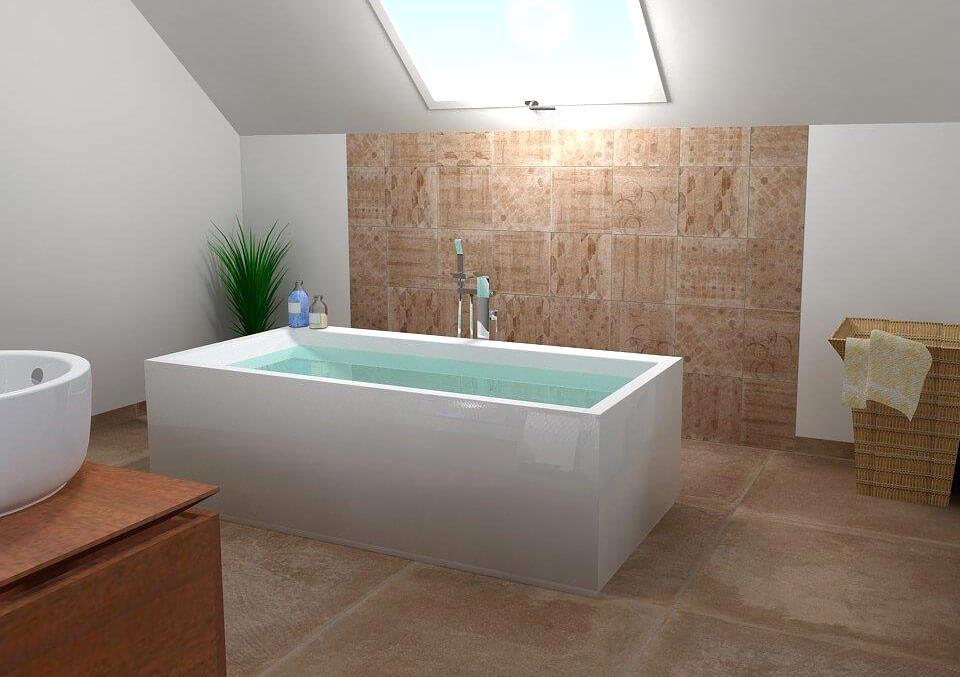 Badezimmerplanung 3D Kostenlos | Knutd.Com