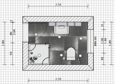 Kleines Badezimmer Planen Viditude   Badezimmer Planen 6qm