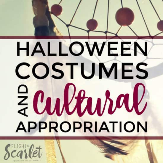 Halloween Costumes & Cultural Appropriation