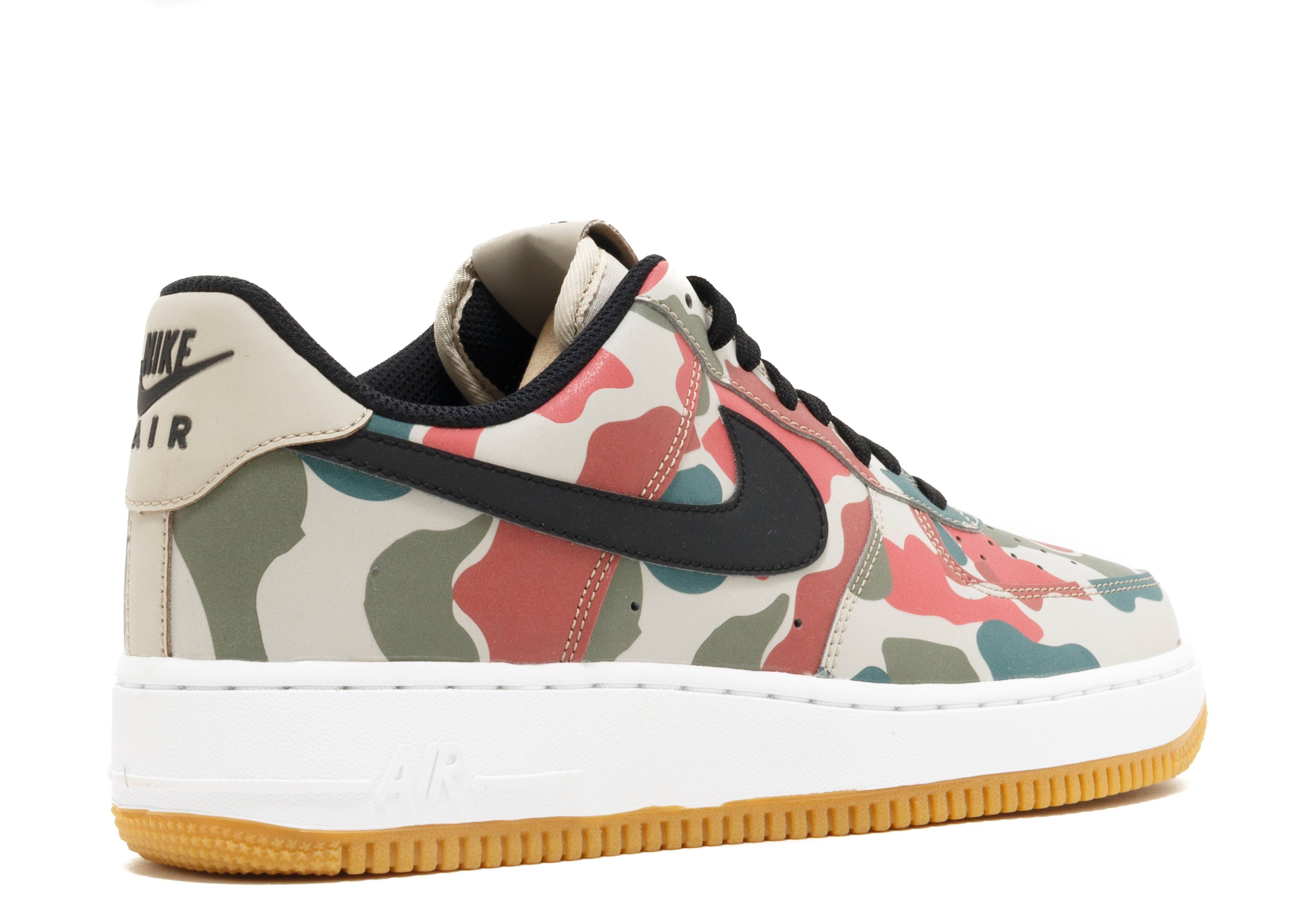 Air Force 1 07 Lv8 Quotcamo Reflectivequot Nike 718152 201