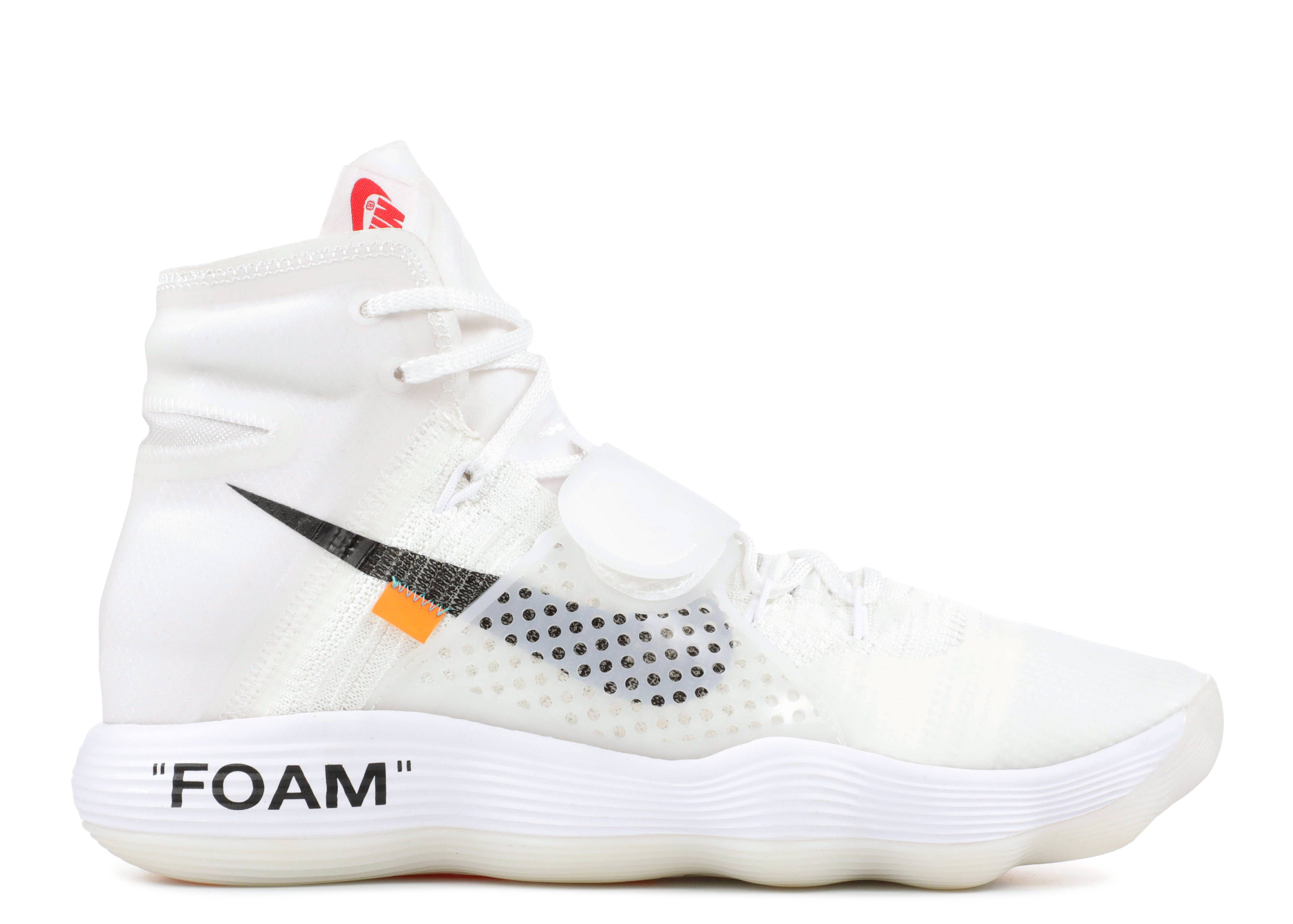 The 10 Nike Air Hyperdunk Flyknit Quotoff Whitequot Nike