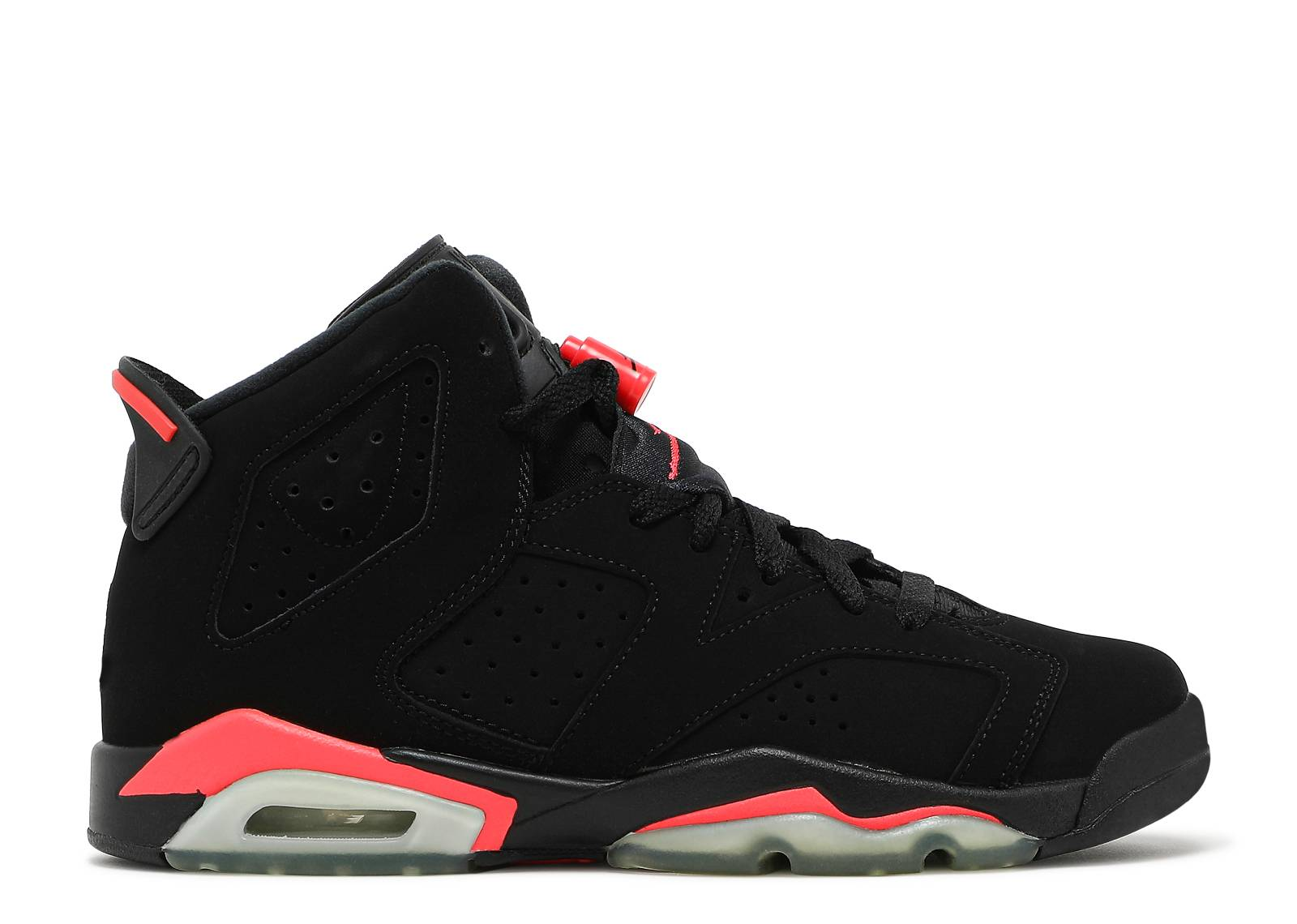 air jordan 6 retro gs black infrared 23