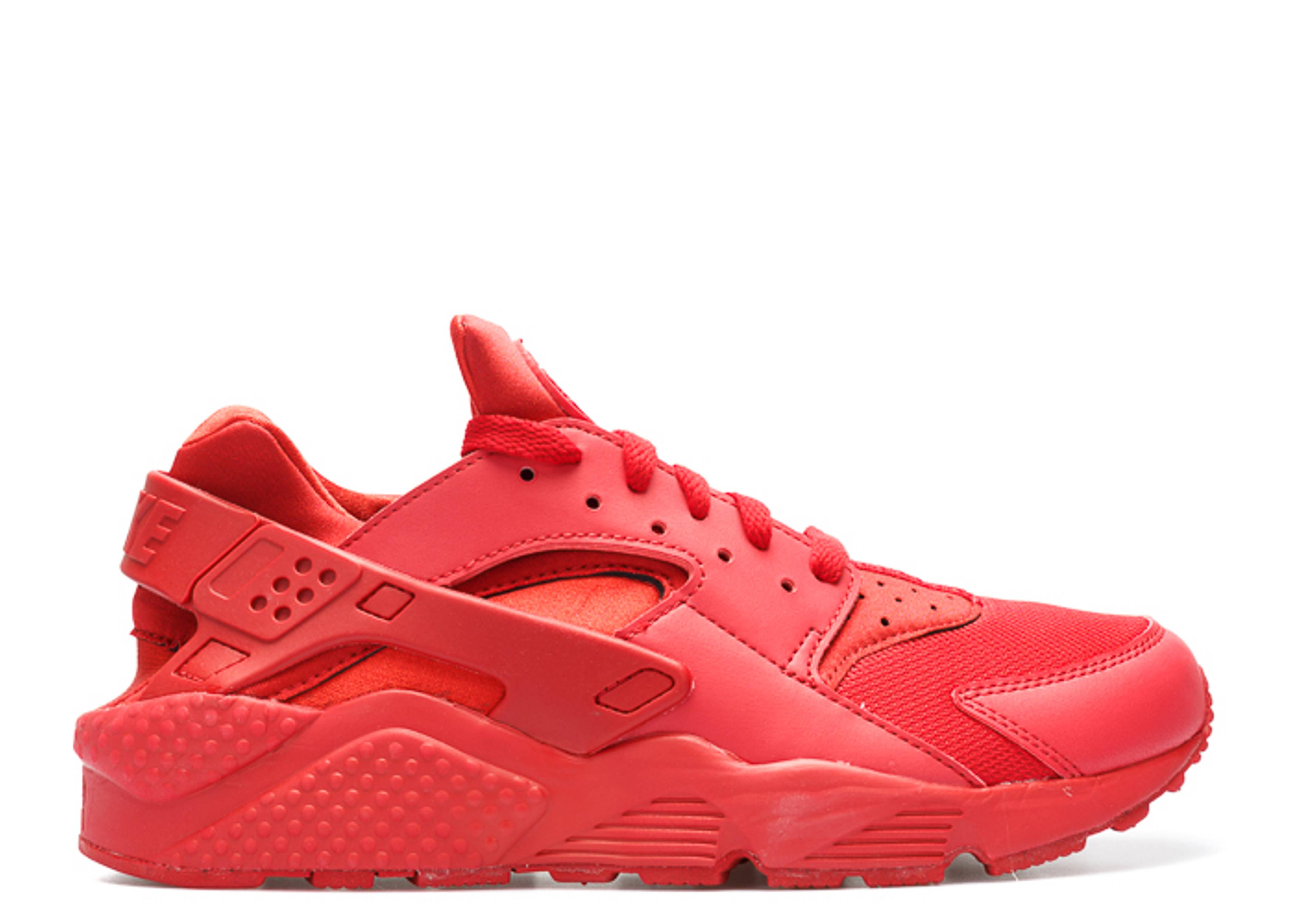 Air Huarache Quottriple Redquot Nike 318429 660 Varsity