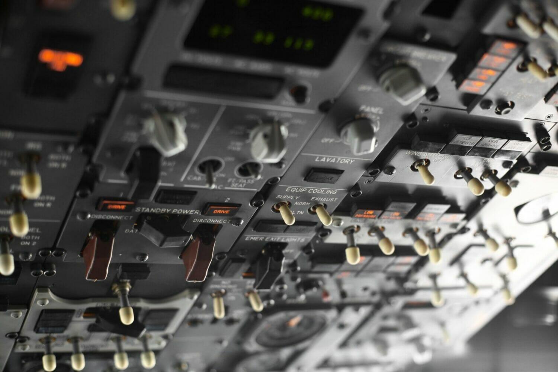 airline pilot cv