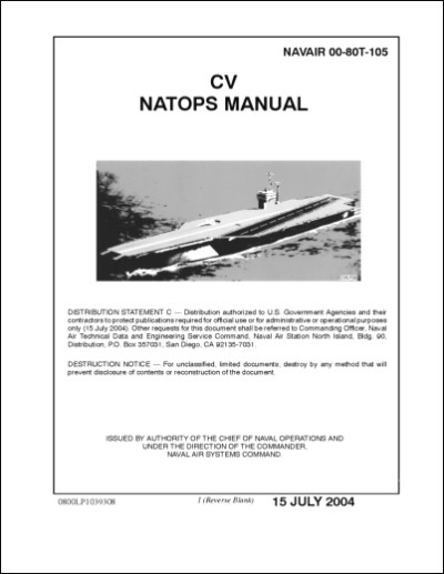 cv natops manual