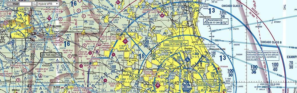 Free VFR Sectional Charts Online \u2013 Aviation Blog