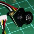 Mini CCD FPV Camera
