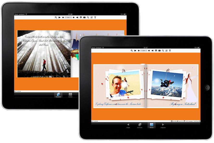 Online Photo Album Software - Free Photobook  Yearbook Maker