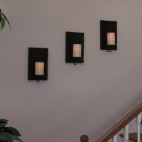 Wholesale Flameless Candle Sconce Solstice with Flameless ...