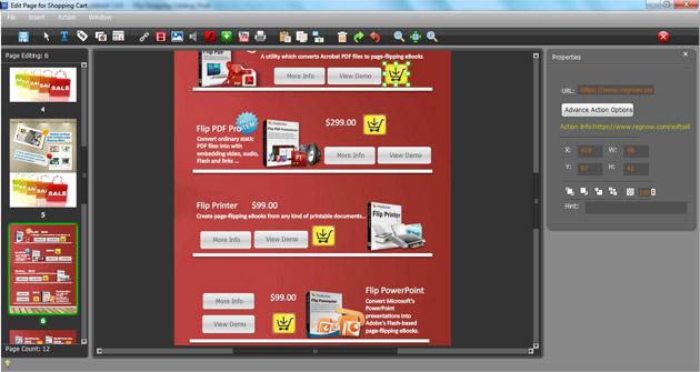 Flip Software To Make Flip Catalog In Few Clicks - FlipPDF