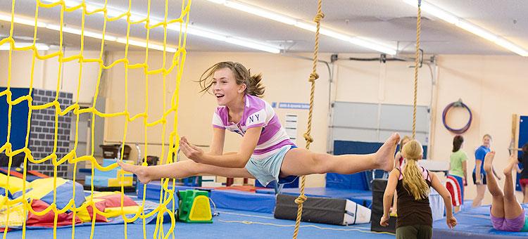 Flipshack goes beyond gymnastics