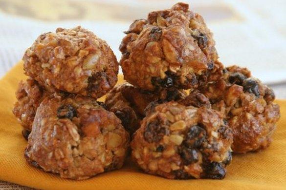 Grain-Free Granola Balls