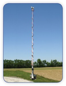 homeland security surveillance mast