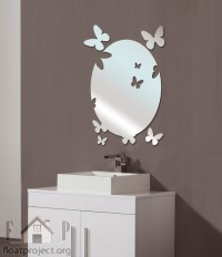 Mirror designs for the bathroom | Home Designs Project