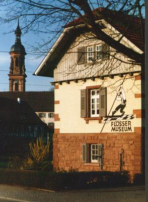 Flößerei- und Verkehrsmuseum