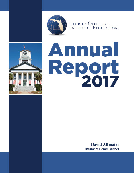 Office of Insurance Regulation Annual Report