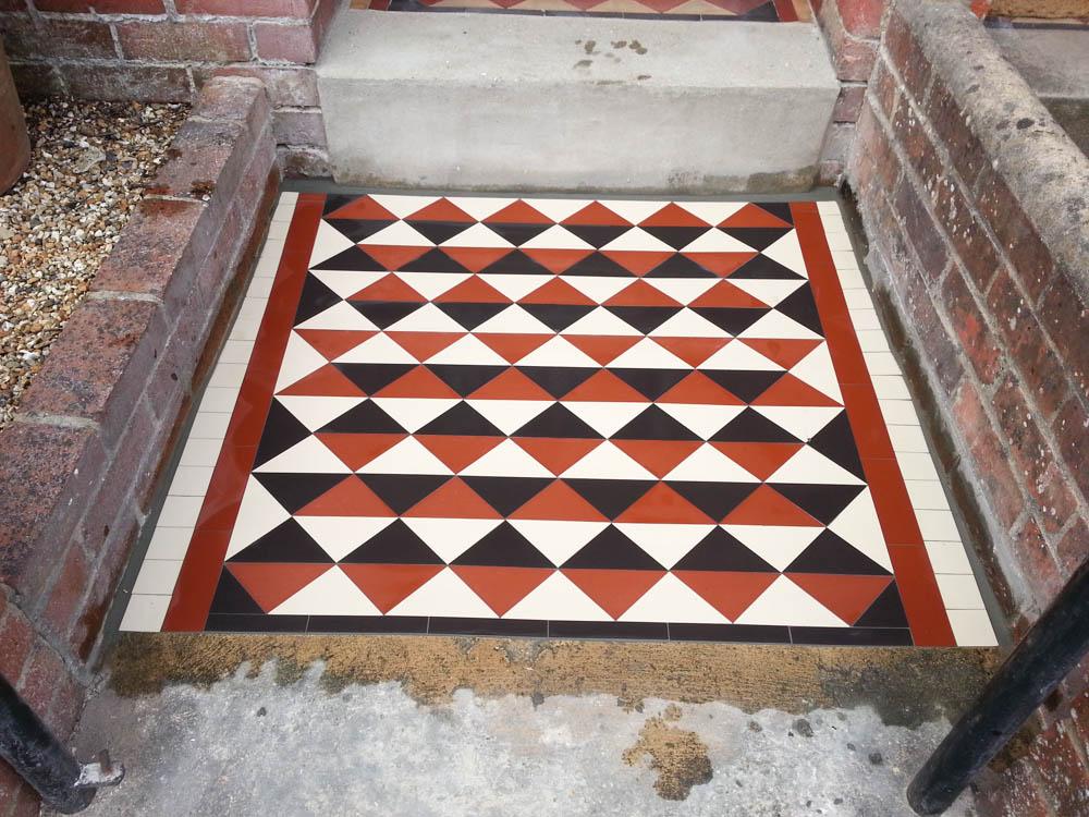 Victorian Geometric Pm Walls Floors Flooring And