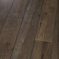 "5"" Hickory Graphite | Smooth Engineered Hardwood ..."