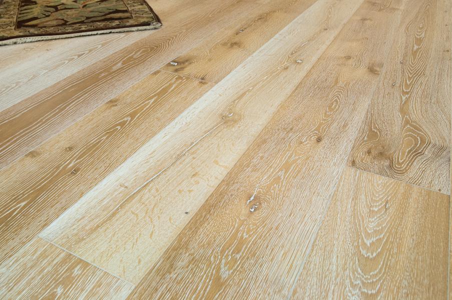 Bare Roots European White Oak Plank Blond 7 1 2quot Wide Flooring