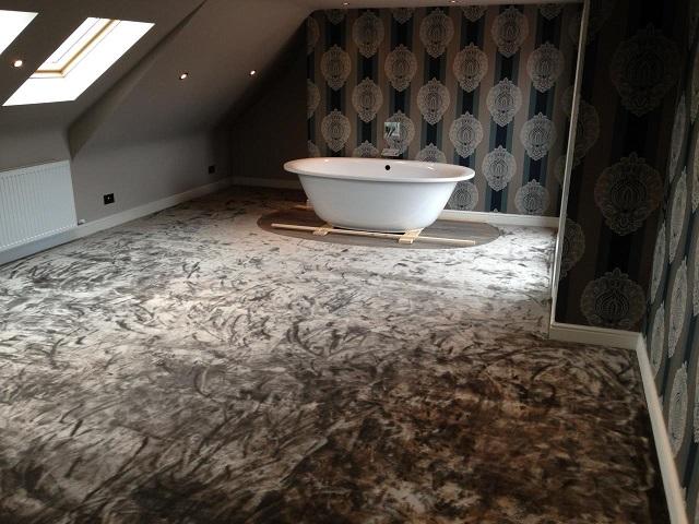 Luxury Silk Carpets