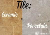 Tile: Ceramic vs. Porcelain - FlooringInc Blog